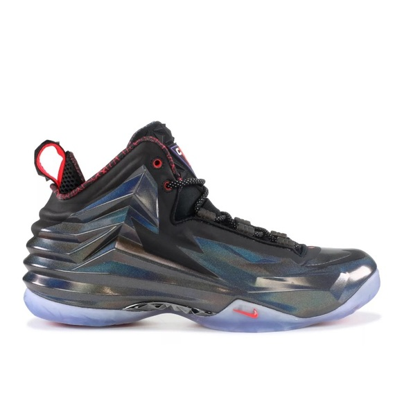 472186d0361 Nike Chuck Posite Charles Barkley Purple 684758501